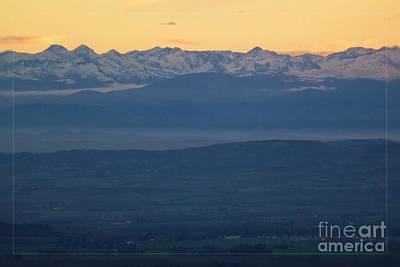 Photograph - Mountain Scenery 19 by Jean Bernard Roussilhe