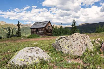 Photograph - Mountain Shelter by Denise Bush