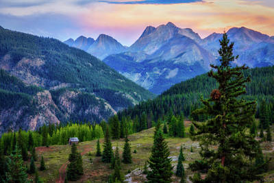 Photograph - Mountain Solitude by Rick Furmanek