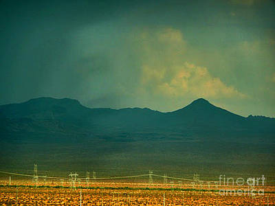 Photograph - Mountain Storm by Angela L Walker