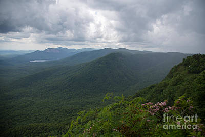 Caesars Head State Park Photograph - Mountain Storms by Andy Miller