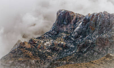 Photograph - Mountain Storms by Elaine Malott