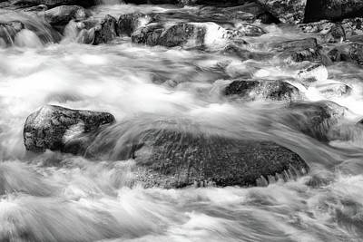 Photograph - Mountain Stream - 2018 Christopher Buff, Www.aviationbuff.com by Chris Buff