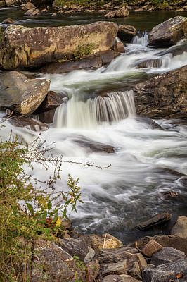 Photograph - Mountain Stream by Tim Stanley