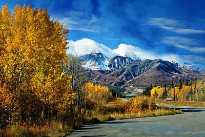 Photograph - Mountain Supreme by Marty Koch