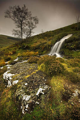 Photograph - Mountain Tears by John Chivers