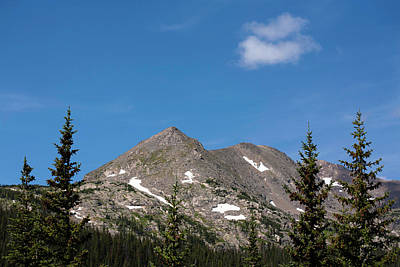 Photograph - Mountain Top 2 by Marilyn Hunt