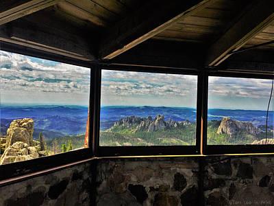 Photograph - Mountain Top View by Teri Ridlon