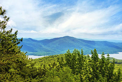 Photograph - Adirondacks Mountain View by Christina Rollo