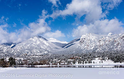 Photograph - Mountain View by Ursula Lawrence