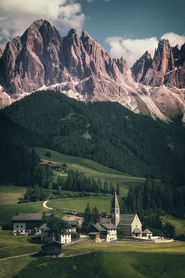 Photograph - Mountain Village by Joana Kruse