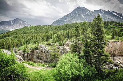 Photograph - Mountain Vistas by Margaret Pitcher