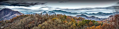 Photograph - Mountains 2 by Walt Foegelle