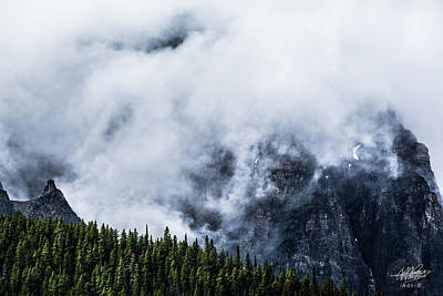 Photograph - Mountains by Adnan Bhatti
