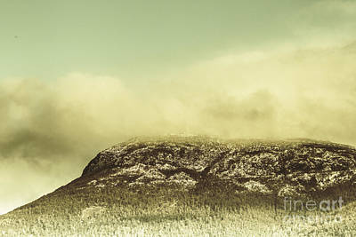 Craggy Photograph - Mountains And Peaks by Jorgo Photography - Wall Art Gallery