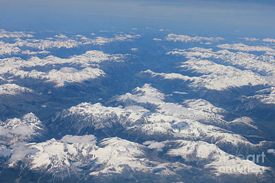Photograph - Mountains by Donna Munro