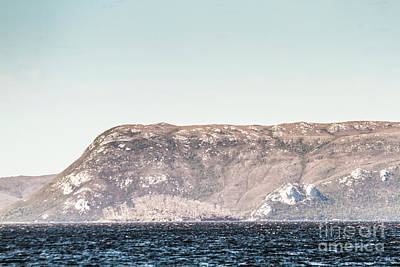 Photograph - Mountains From Macquarie Harbour by Jorgo Photography - Wall Art Gallery