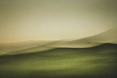 Icm Photograph - Mountains From Molehills Viii by Chris Dale