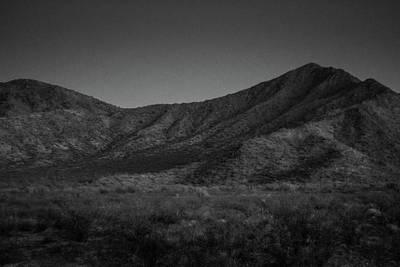 Wall Art - Photograph - Mountains In Buckeye by Giovanni Arroyo