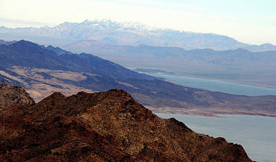 Photograph - Mountains In View by Debbie Oppermann
