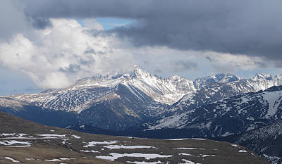 Photograph - Mountains Majesty by Billie Colson