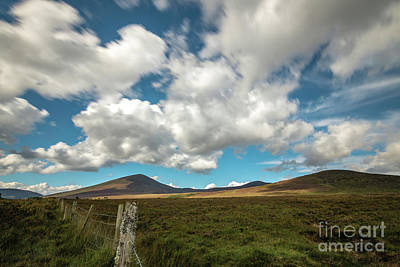 Photograph - Mountains Near The Vee by Marc Daly