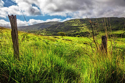 Photograph - Mountains Of Ireland At The Ring Of Kerry by Debra and Dave Vanderlaan