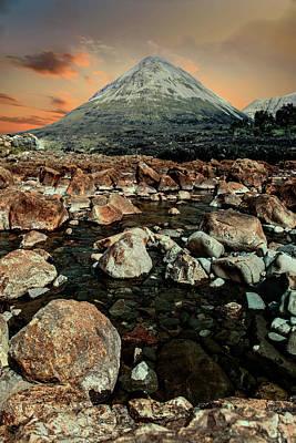 Photograph - Mountains Of Isle Of Skye by Jaroslaw Blaminsky