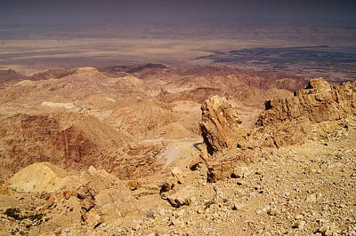 Mountains Of Jordan Original by Oleksandr Chernii