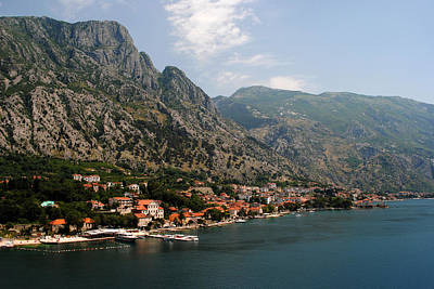 Photograph - Mountains Of Montenegro by Robert Moss