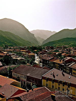 Eastern Europe Photograph - Mountains Of Peja by Emily Allred