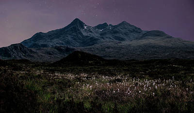 Photograph - Mountains Of Scotland by Jaroslaw Blaminsky