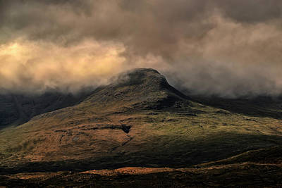 Photograph - Mountains Of Skye Island by Jaroslaw Blaminsky