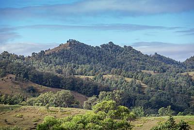 Homestead Photograph - Mountains Of The Hunter by Az Jackson