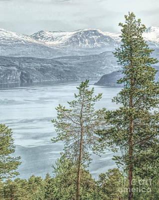 Photograph - Mountains by Susan Lafleur
