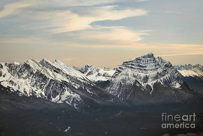 Photograph - Mountainscape by Evelina Kremsdorf
