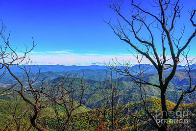 Photograph - Mountaintop View by Tom Claud