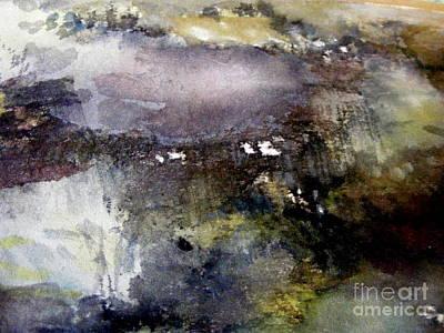 Painting - Mountain Morning by Nancy Kane Chapman