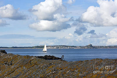 Photograph - Mounts Bay And Marazion Cornwall by Terri Waters