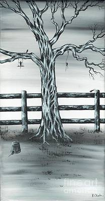 Painting - Mouse House by Kenneth Clarke