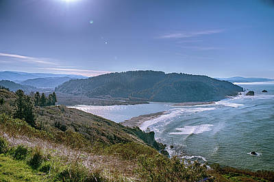 Photograph - Mouth Of The Klamath River by Betty Depee