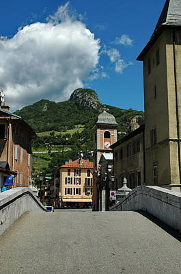 Photograph - Moutiers In France by Francois Dumas