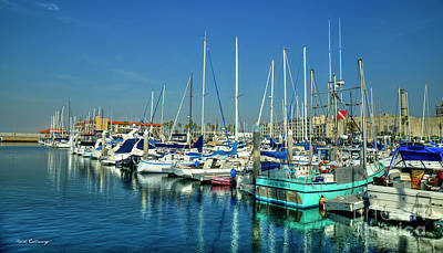 Photograph - Move Over Newport Beach California Harbor Art by Reid Callaway