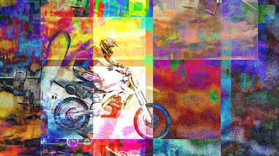 Digital Art - Moved by Payet Emmanuel