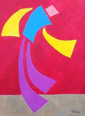 Painting - Movement Flow by Isaac Alcantar