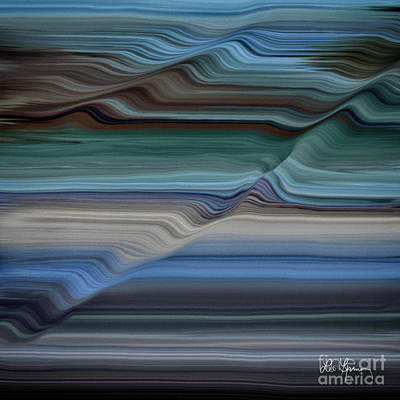 Digital Art - Movement Of Time by Leo Symon