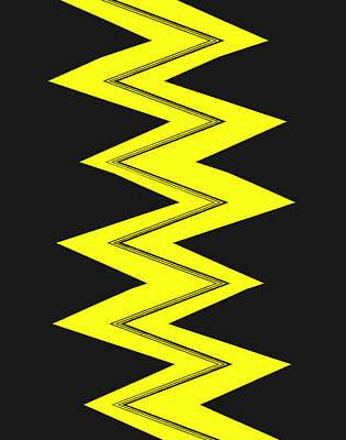 From The Kitchen - MoveOnArt ElectricYellow by Jacob Kanduch