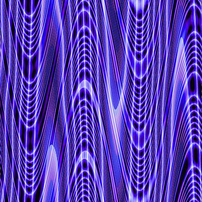 Gold Pattern - MoveOnArt ModeSanFranciscoGroove by Jacob Kanduch
