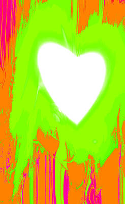 Royalty-Free and Rights-Managed Images - MoveOnArt You Are Loved 2 by Jacob Kanduch