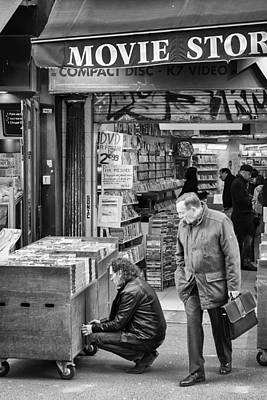 Photograph - Movie Store by Pablo Lopez